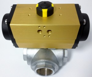 Actuated Valves from Besssges (Valves, Tubes & Fittings) Ltd