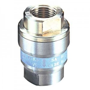 TLV CK3M Stainless Steel Check Valve for Steam