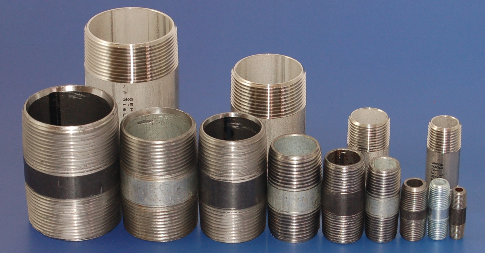 Threaded pipe fittings from besseges vtf ltd