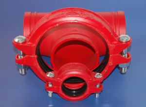 Grooved Couplings & Fire Protection Products