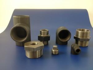 Steel Fittings to BS EN 10241:2000 (BS1740:1971)