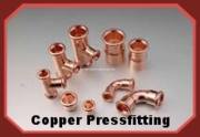 Domestic Copper Press Fittings