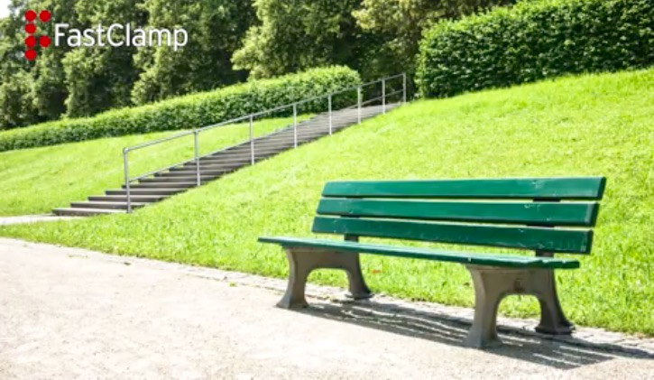 Fastclamp Handrail