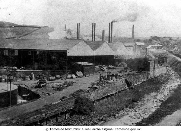 The Age of Steam in Ashton