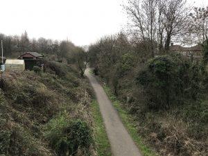 Walking in Ashton under Lyne