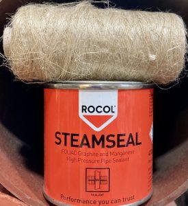 Hemp and Steamseal